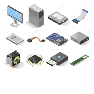 COMPUTER COMPONENTS & ACCESSORIES
